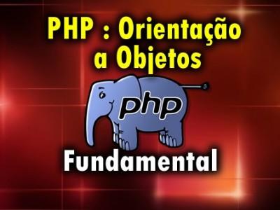 Curso PHP: Orientação a Objetos Fundamental