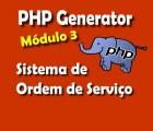 Curso SQL Maestro PHP Generator Mod 3 Sistema Ordem de Serviço