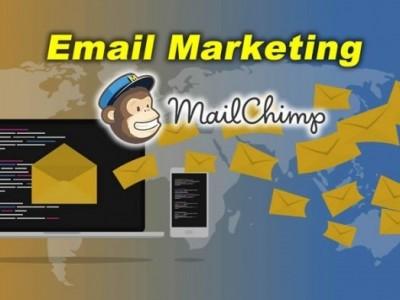 Curso Email Marketing com Mail Chimp